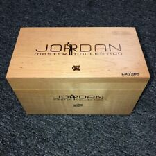 MICHAEL JORDAN 2012-13 UPPER DECK MASTER COLLECTION EMPTY WOODEN BOX #241/250