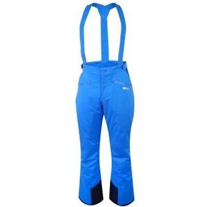 NEVICA Vail Ski Pants Mens Blue UK Medium BNWT - Salopettes Skiing Snowboard