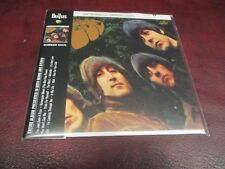 THE BEATLES RUBBER SOUL LIMITED 50TH ANNIVERSARY STEREO & MONO US VERSIONS CD