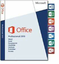 New Microsoft office Professional 2013 Full Version for Windows 1/PC