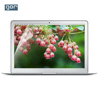 """Gor Clear Screen Protector Cover Film For Macbook Air 11"""" Pro 13"""" 15"""" Retina"""