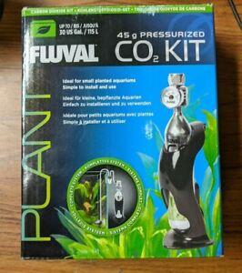 Fluval 30 US GAL 45g Pressurized Co2 Kit 17554 BRAND NEW
