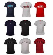 Hugo Boss Herren T-Shirt Summer Shirts verschiedene Farben