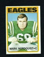 NMT 1972 Topps #102 Mark Nordquist.
