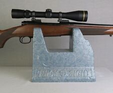 Quick Sight Lightweight Rifle Shooting Rest For Hunting, Sighting, and Cleaning