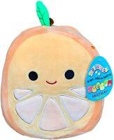 "Squishmallow 8"" Orin The Orange Plush Toy, Super Pillow Soft Plush Stuffed"