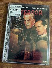 The Terror DVD, Karloff, Nicholson 1963 - New Sealed with label