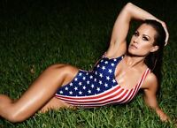 TNA IMPACT KNOCKOUT BROOKE TESSMACHER DIRECT! NEW 8x10 #124 SIGNED TO YOU! * WWE