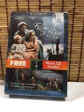 Follow the River DVD 2007 Bonus CD RARE 1995 TV MOVIE SHERYL LEE BRAND NEW