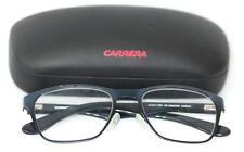 CARRERA CA6615 DFB Brille Dunkelblau glasses lunettes FASSUNG Blau