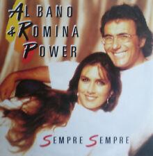 "7"" 1986 KULT IN MINT-! AL BANO & ROMINA POWER : Sempre"