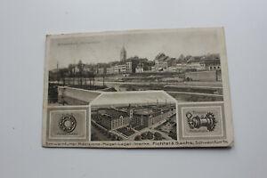 Schweinfurter Kugel-Lagerwerke Fichtel&Sachs,gel.1915 n.Horbach