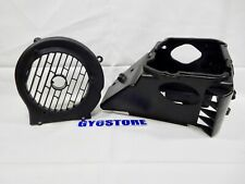 COOLING FAN COVER WITH UPPER AND LOWER SHROUD FOR 150cc GY6 SCOOTER NON-EGR #2