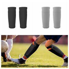Football Soccer Guard Sleeves Shin Pads Holder Instep Socks for Boys Men Kids