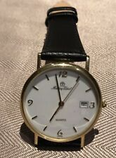 Solid 18ct Gold Matthey Tissot  Gents Wristwatch At Fraction Of New Price.