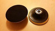 """Support pour disque à poncer diamètre 125mm (5"""") Auto agrippant. Neuf."""