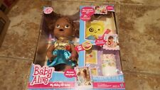 Baby Alive My Baby All Gone African-American Doll Discontinued by manufacturer