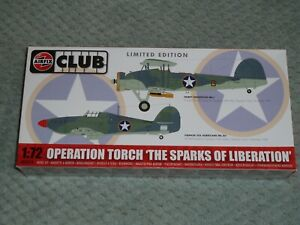 Airfix Limited Edition Operation Torch 1:72