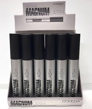 MASCARA MAGNUM LASH NERO BLACK WATERPROOF MAKE UP COSMETICA IMPERMEABILE