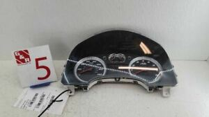 2008 2009 Chevrolet equinox speedometer gauge cluster tachometer mph oem