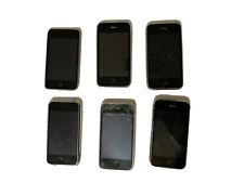 Lot of 6 Apple Products: 1 iTouch, 1 iPhone 1st, 2 iPhone 3GB & 2 3GS SKU 2290
