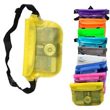 New Waterproof Dry Pouch Waist Belt Bag Case Cover For Mobile Phone iphone 5s/6s