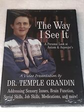 DR. TEMPLE GRANDIN: The WAY I SEE IT! Personal Look At AUTISM/ASPERGER (DVD) NEW
