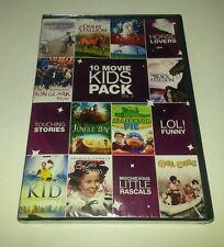 "10 Movie Kids Pack, Vol. 3 (DVD, 2011, 2-Disc Set) ""NEW""  *CHILDREN'S FAVORITES*"