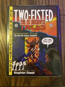 EC COMICS ARCHIVES TWO-FISTED TALES , First Print, Gemstone 2006