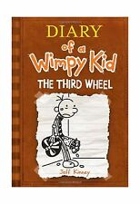 The Third Wheel (Diary of a Wimpy Kid Book 7) Free Shipping