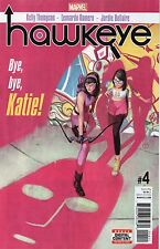 Hawkeye #4 (NM) `17 Thompson/ Romero