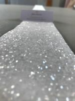 Slim Glitter Table Cloth Runner Perfect Christmas or Wedding Table Decoration