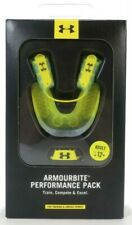 Under Armour Armourbite (2 Pack) Mouthguards Upper & Lower Adult 12+ Yellow