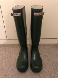 Ladies Hunter Wellies, Size 6
