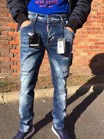 New Dsquared2 jeans  slim (W 33 -34) It 50 L32