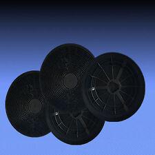 4 Aktivkohlefilter Fettfilter für Dunstabzugshaube PKM 450 RH-9999 , DH6090