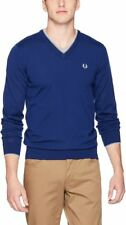 New Fred Perry Merino Sweater K2505 M/L RRP 110£