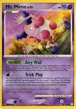 MR MIME #30/123 - D & P MYSTERIOUS TREASURES Pokemon Card - RARE - MINT