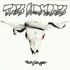CD Tres hombres Gunslinger/Texas blues rock Southern rock 1983/ZZ Top