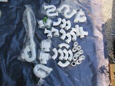 ASSORTMENT OF 32 & 40MM FITTINGS & TRAPS FLOPLAST WHITE