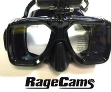 RageCams Underwater Goggle Diving Dive Mask for GoPro Hero 2-3-4-5-6-7 Camera