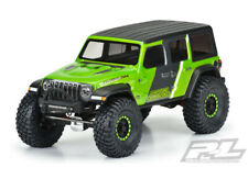 Proline Jeep Wrangler JL Unlimited Rubicon Clear Body for 12.3 313mm354600