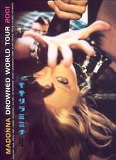 Madonna - Drowned World Tour (DVD, Nov-2001, Warner Bros.) - VGC