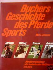 Buchers Geschichte Pferdesport Springen Military Dressu