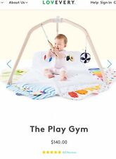 "Lovevery ""The Play Gym�. Excellent Condition."