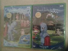 26345// DANS LE JARDIN DES REVES LOT 2 DVD  NEUF JOUONS DANS LE JARDIN + TOUT LE