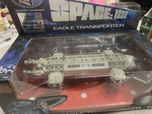 Product Enterprise Space 1999 VIP Eagle Transporter Breakaway Limited Edition