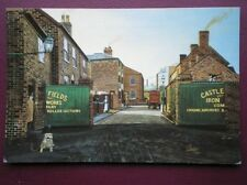 POSTCARD STAFFORDSHIRE CASTLEFIELDS IRONWORKS BLACK COUNTRY