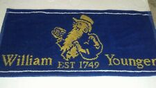 Vintage William Younger Bar Towel
