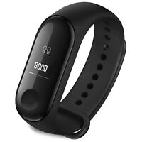 Xiaomi MI Band 3 Deutsch, Smartwatch 50m Wasserdicht Fitness Tracker